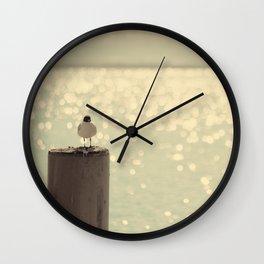 sea XV Wall Clock
