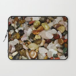 Beautiful Gemstones Laptop Sleeve