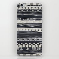 aztec iPhone & iPod Skins featuring aztec by spinL