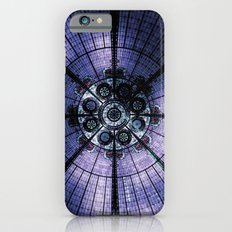 Purple Stained Glass iPhone 6s Slim Case