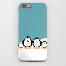 NGWINI - penguin family v4 iPhone 6s Slim Case