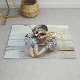 Haunting Crawfish Rug