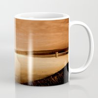 reservoir dogs Mugs featuring Reservoir by Chris' Landscape Images & Designs