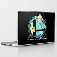 smash bros Laptop & iPad Skins featuring Rosalina - Super Smash Bros. by Donkey Inferno