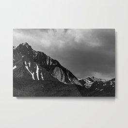 Mammoth Lakes 5 Metal Print