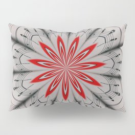 Our Tune Abstract Pillow Sham