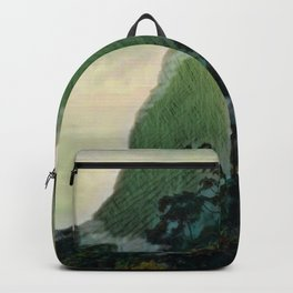 Mists In The Pitons: St. Lucia Backpack