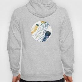 Metallic Jellyfish II Hoody