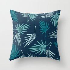 Blue Lagoon #2 Throw Pillow