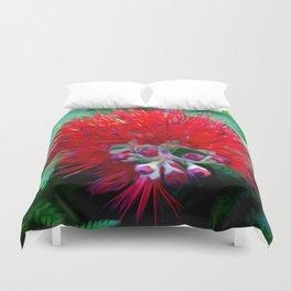 Liko Lehua - Budding Lehua Blossom Duvet Cover