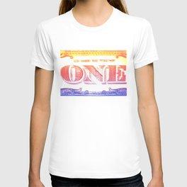 ONE WE TRUST T-shirt