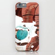 Space Brontosaurus  iPhone 6s Slim Case