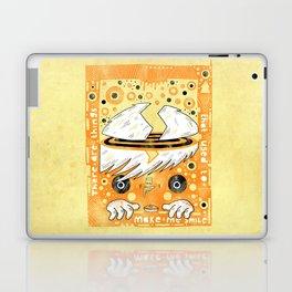 Fat Berts window Laptop & iPad Skin