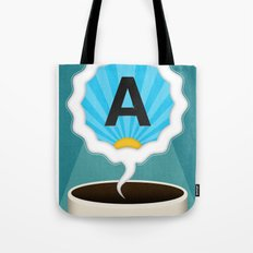 Dreamigners | Typography Tote Bag