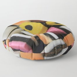 Sweets Candy cases Floor Pillow
