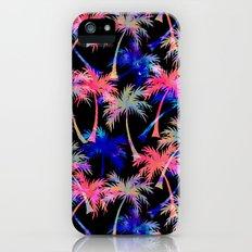 Falling Palms - Nightlight Slim Case iPhone (5, 5s)
