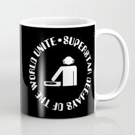 DeeJays Unite EDM Quote Coffee Mug