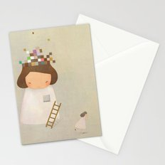 PIECE TO PEACE Stationery Cards