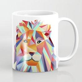 Lion Leonard Coffee Mug