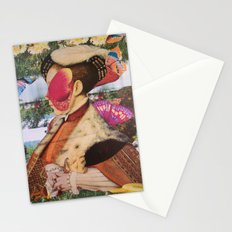 JANE_EDWARD & L'EDEN CAPOVOLTO Stationery Cards
