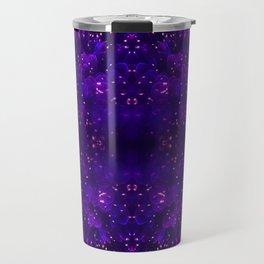 Purple Starlight Shimmer Travel Mug