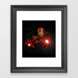 Ironman MK1  Framed Art Print