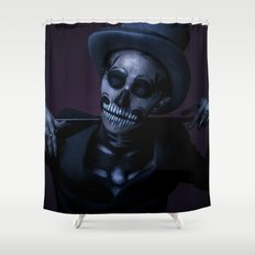 Ghouls 19 Shower Curtain