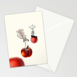 Peachy keen Stationery Cards