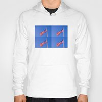 freedom Hoodies featuring FREEDOM by Bruce Stanfield