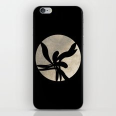 Dancing in the moonlight iPhone & iPod Skin