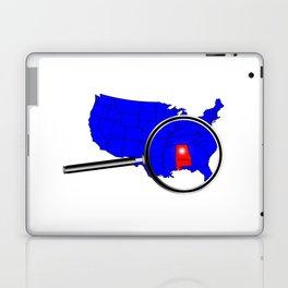 State of Alabama Laptop & iPad Skin