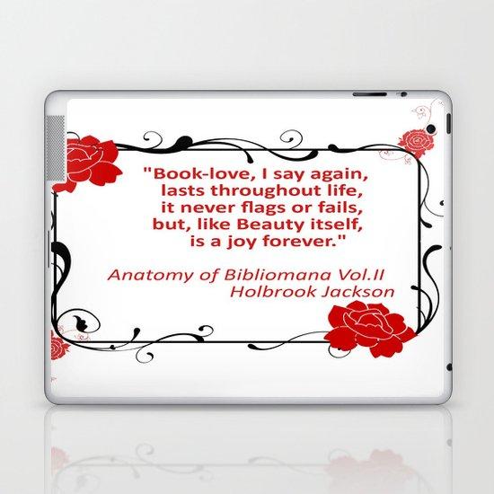 Collect Books - Arnold Bennett Laptop & iPad Skin