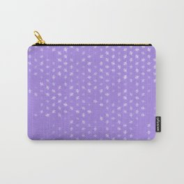 leo zodiac sign pattern pu Carry-All Pouch