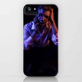 A Colorful Madness iPhone Case