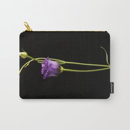 Lonely Lisianthus Carry-All Pouch