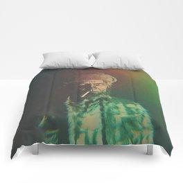 got a light ? Comforters