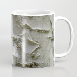 Birch Bark Coffee Mug