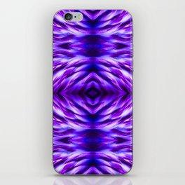Cyber Monday | Purple Blue Night iPhone Skin