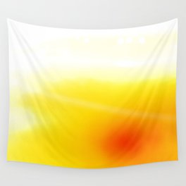 Sunlight Morning Wall Tapestry