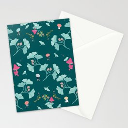 Ginkgo Midori Stationery Cards