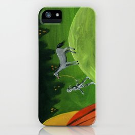 Hilly Haven iPhone Case