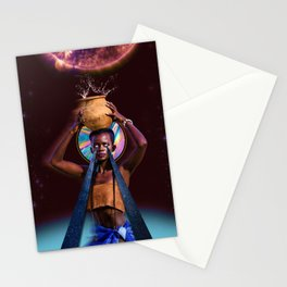 Solar Flare Stationery Cards
