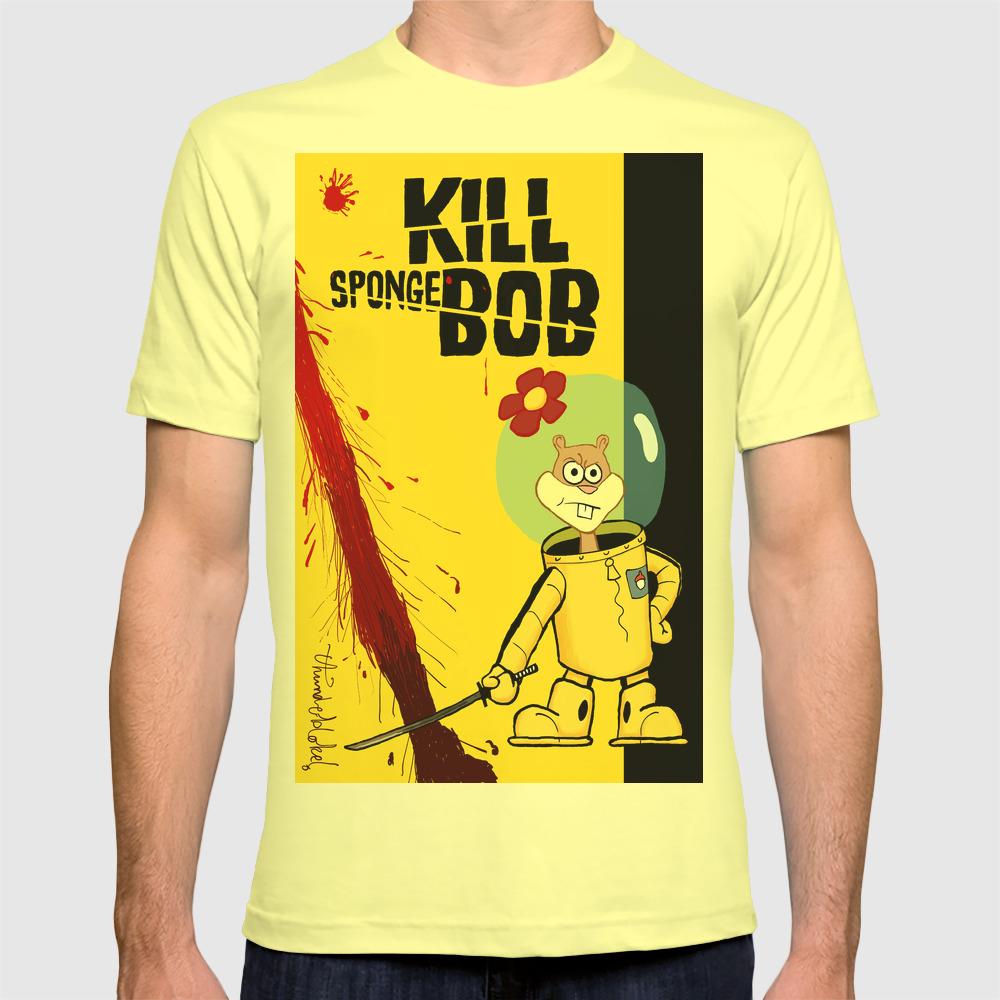 spongebob t shirt for adults