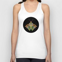 firefly Tank Tops featuring Firefly by Phil Perkins