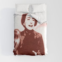 Joan Crawford - Aaaahhhh!!! - Pop Art Comforters