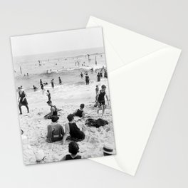 Long Beach California Vintage Photo, 1920s Stationery Cards
