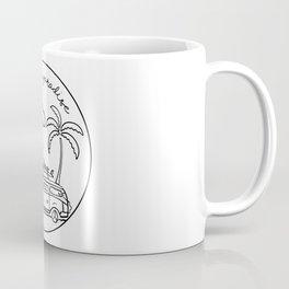 Stuck in Paradise Coffee Mug