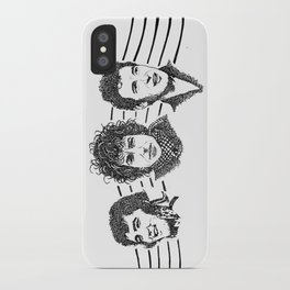 Elvis & Bob & Bruce II iPhone Case