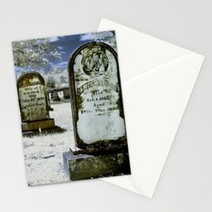 Left their Mark Long Ago Stationery Cards