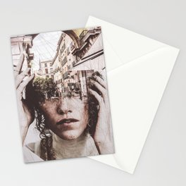 Portrait Madrid Stationery Cards